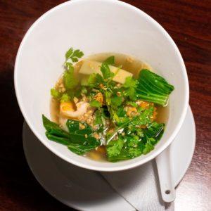 Glassnoodle soup
